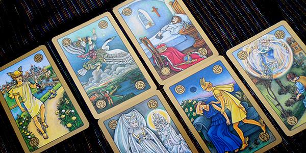 Гадаене с карти Таро онлайн - Келтски кръст