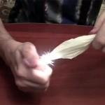 Как да запалим огън с изхабена и празна запалка