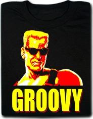 Duke Nukem Funny T Shirt