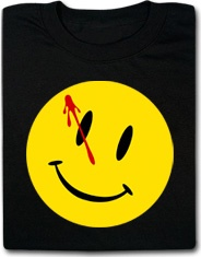 The Watchmen Movie Comedian Funny T Shirt