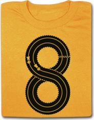 Track 8 - Scalextric T Shirt