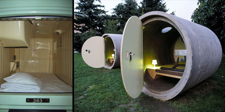12 Unusual and Creative Hotels