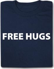 Free Hugs Funny Shirt