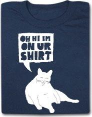 LOLCats Meme Funny T Shirt