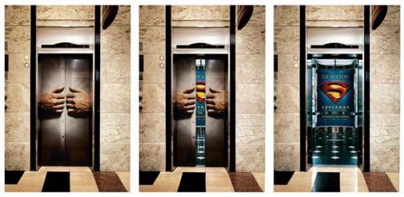 superman - No! These are the best elevators ever!