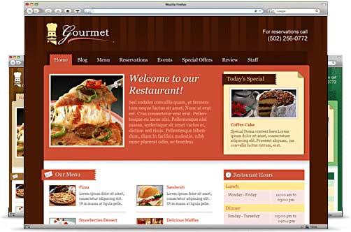 Gourmet  theme