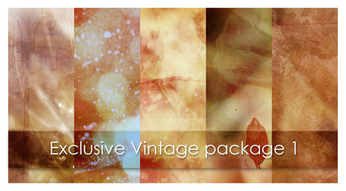 textures 12 Vintage and Aging Photo Effect Tutorials – The Ultimate Round Up