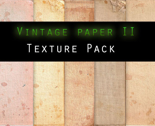 textures 14 Vintage and Aging Photo Effect Tutorials – The Ultimate Round Up