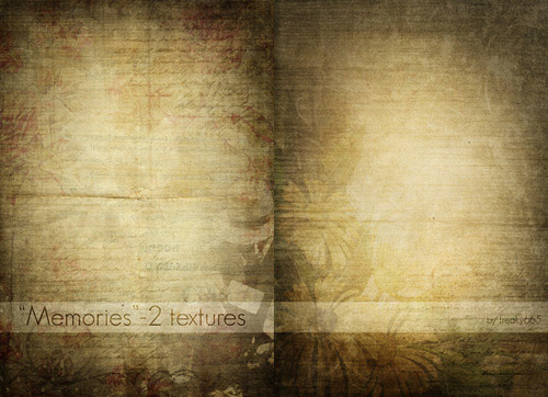 textures 2 Vintage and Aging Photo Effect Tutorials – The Ultimate Round Up