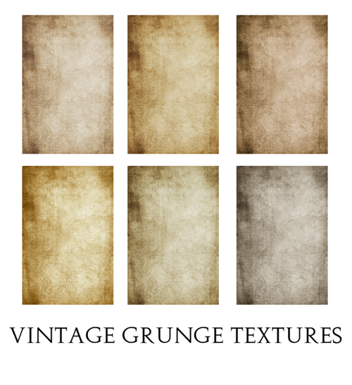 textures 4 Vintage and Aging Photo Effect Tutorials – The Ultimate Round Up
