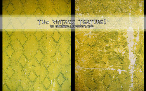textures 5 Vintage and Aging Photo Effect Tutorials – The Ultimate Round Up