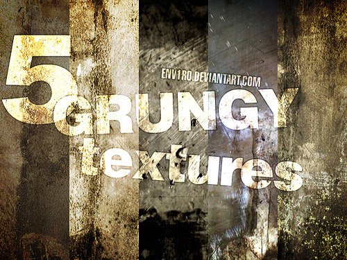 textures 6 Vintage and Aging Photo Effect Tutorials – The Ultimate Round Up