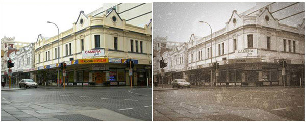 tut 1 Vintage and Aging Photo Effect Tutorials – The Ultimate Round Up