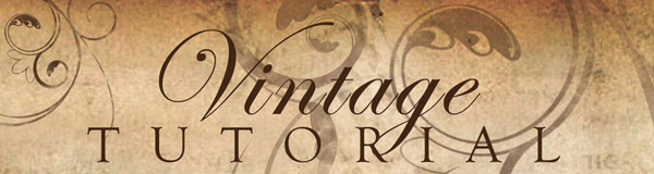 tut 11 Vintage and Aging Photo Effect Tutorials – The Ultimate Round Up