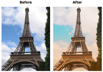 tut 5 Vintage and Aging Photo Effect Tutorials – The Ultimate Round Up