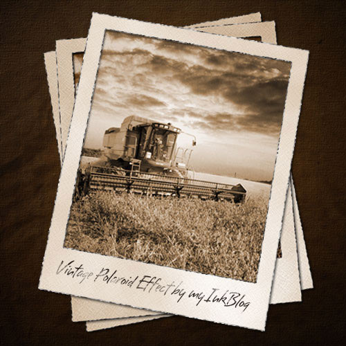 tut 6 Vintage and Aging Photo Effect Tutorials – The Ultimate Round Up