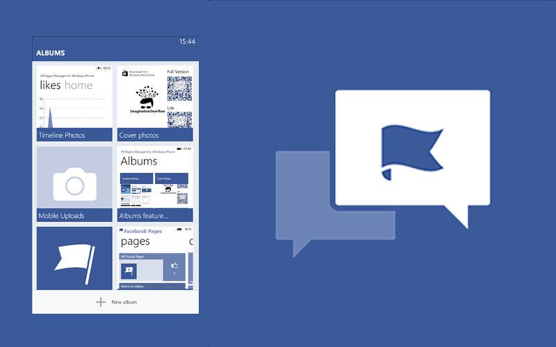 Регистрация, изработка и поддръжка на вашата фен или бизнес страница във Facebook.